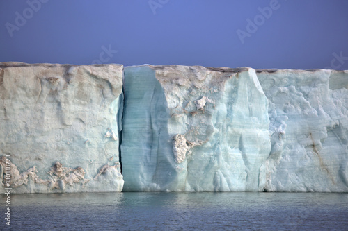 Foto auf Gartenposter Glaciers Arctic glacier