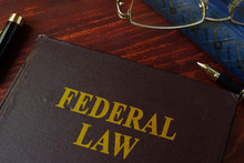 Book With Title Federal Law On...
