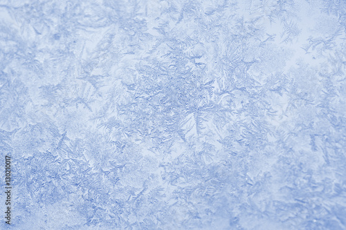 Texture of frost Slika na platnu