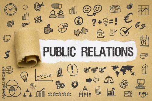 Photo  Public Relations