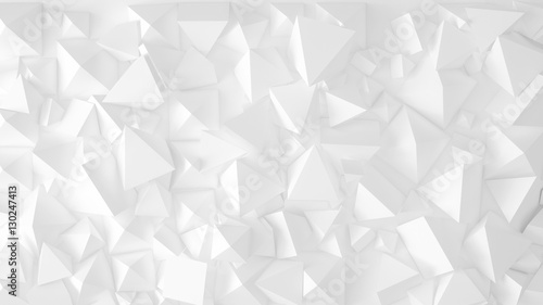 White background. 3d illustration, 3d rendering.