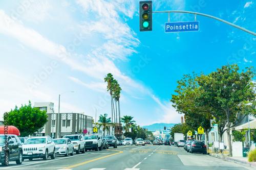 Staande foto Los Angeles Cruising in Los Angeles