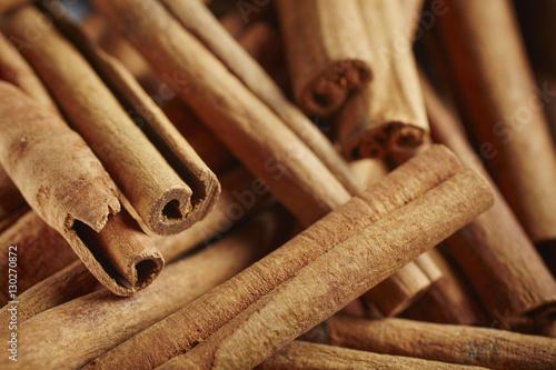 Fotografie, Obraz  Cinnamon Sticks