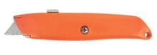 Isolated Orange Utility Knife ...