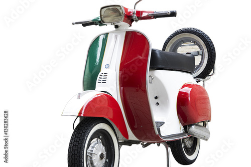 Scooter italiano