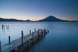 Santa Cruz La Laguna, Lake Atitlan, Western Highlands, Guatemala