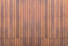 Exterior Wooden Decking Or Flo...