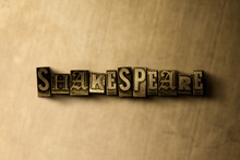 SHAKESPEARE - Close-up Of Grun...