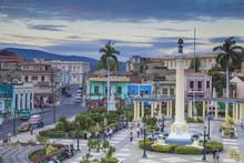 Plaza De Marta, Santiago De Cuba, Santiago De Cuba Province, Cuba