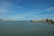 one of the main industry at penang island that can seen when took penang ferry from the mainland to the island