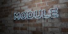 MODULE - Glowing Neon Sign On ...