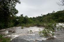 Flash Flood-Flash Flood In Thailand.