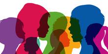 Enfants - Silhouettes - Profils - Jeunes