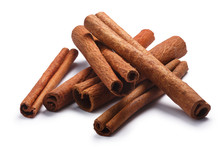 Pile Of Cinnamon Sticks, Paths