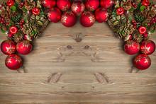 Bożonarodzeniowa Dekoracja Na...