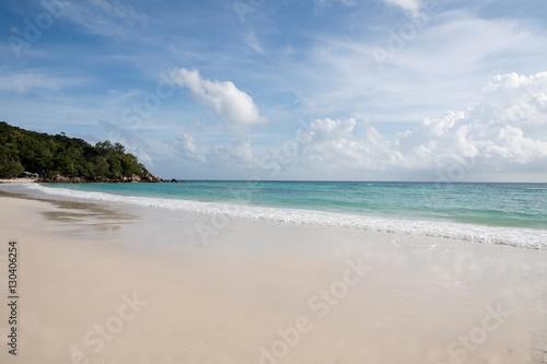 Staande foto Oceanië beach and tropical sea