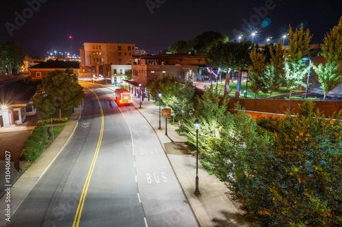 Fotografie, Obraz  Charlottesville Downtown Transit Station