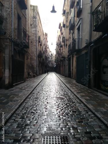 Old Street Girona
