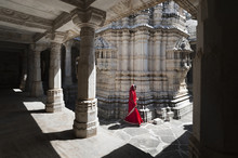 Ranakpur Jain Temple Where Ove...