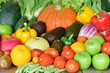 Fresh fruits and vegetables for healthy eating