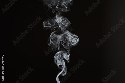Fotobehang Rook Absrtact Art with Smoke