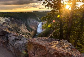 Grand Canyon of Yellowstone National Park, USA