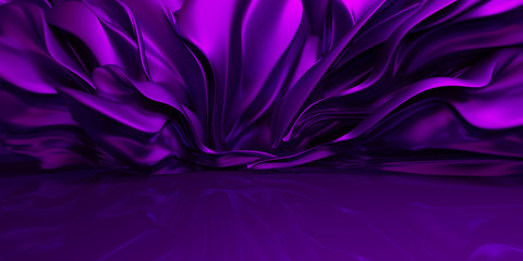 Purple background with sway...