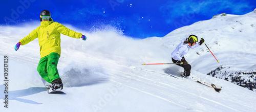 Cuadros en Lienzo the alpine activities