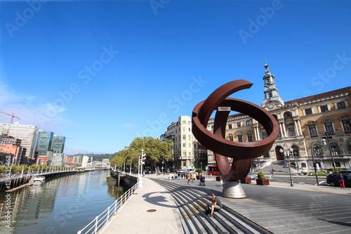 Bilbao (Espagne) - Ayuntamiento