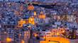 canvas print picture - Malta Valletta Birgu Vittoriosa Fort St Angelo