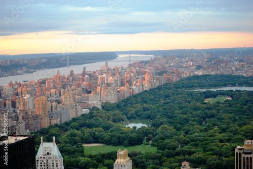 Fototapeta Central Park obraz
