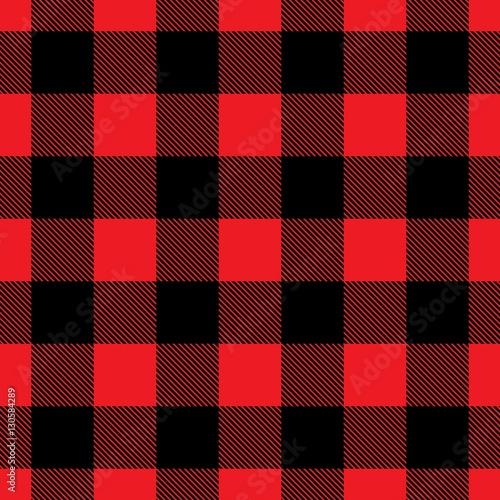 bezszwowe-bawole-szkocka-krate-w-kolorze-czerwonym-i-czarnym-bawolia-szkocka-krata