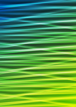 Abstract Corporate Green Blue Stripes Background