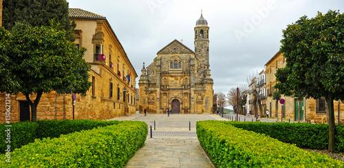 Fotografía  Úbeda, ciudad del Renacimiento Capilla del Salvador, España
