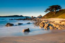 Sunrise At Coast Of Carmel, CA