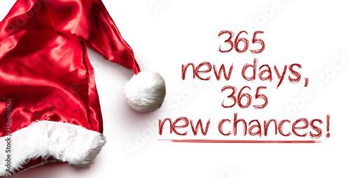 Fényképezés  365 new days, 365 new chances!