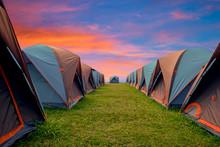 Camping Grounds Doi Samer Dow ...