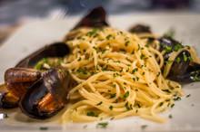 """Spaghetti """"alla Chioggiotta"""" (..."""