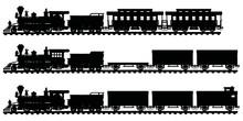 Classic American Steam Trains