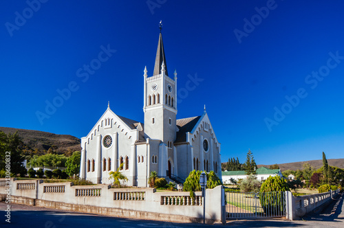 Photo  Church, Montagu, South Africa