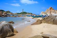 Ke Ga Beach At Mui Ne, Phan Thiet, Binh Thuan, Vietnam.