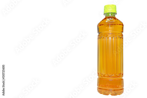 Fotografie, Obraz  ペットボトルの緑茶
