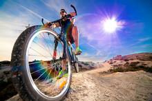 Bicicleta De Montaña Y Deport...