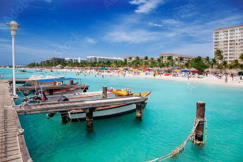 Photo Palm Beach, Aruba