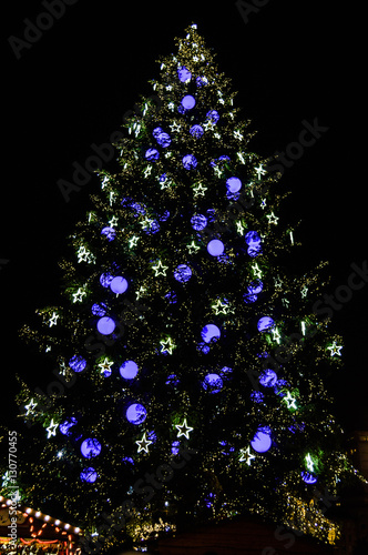 Sapin De Noel De Strasbourg Buy This Stock Photo And