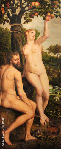 Fotografia The Fall of Man - Original Sin