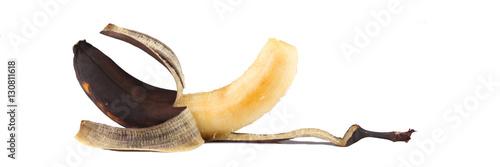 Valokuva  rotten banana banner