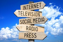 Wooden Signpost - Media Concep...