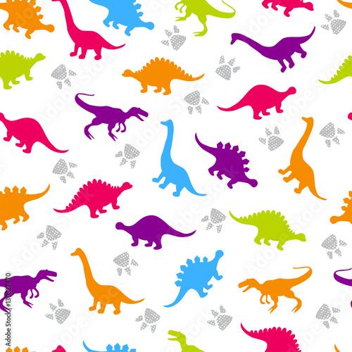 sliczne-dzieciece-wzory-dla-dziewczynek-i-chlopcow-kolorowe-dinozaury-na-abstrakcyjnym-tle-grunge-tworza-zabawny-rysunek-kreskowki-tlo-jest-wykonane-w-neonie