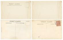 Retro Post Cards
